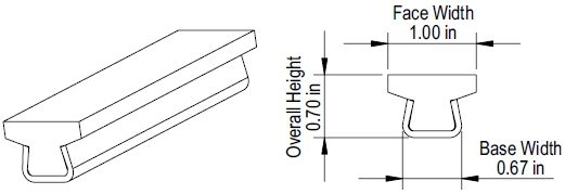 Conveyor Guide Rails | Midwest Chain